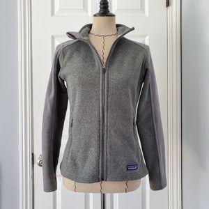 Patagonia Synchilla Gray Fleece Jacket